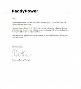 PaddyPower MM034